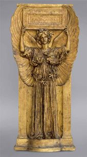 Amor Caritas. 1880-1898; this cast, 1918