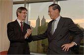 Thomas P. Campbell and Philippe de Montebello, September 9, 2008
