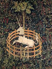 The Unicorn in Captivity. 1495-1505