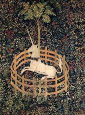 The Unicorn in Captivity. 1495-1505