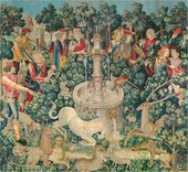 The Unicorn Is Found. 1495-1505