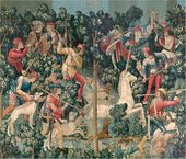 The Unicorn Is Attacked. 1495-1505