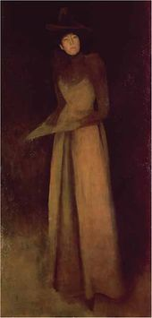 Harmony in Brown: The Felt Hot. 1891