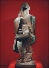 Jacques LIPCHITZ. Bather (large). 1922-1923