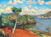 Japan Palm. 1921