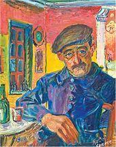 Cafe de Nuit. 1949