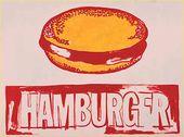 Hamburger. 1985-1986