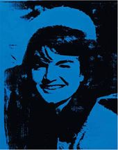 Jackie - Smiling (with JFK). 1964