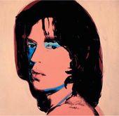 Mick Jagger. 1975