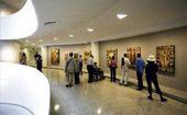 The exhibition 'RUSSIA!' in Solomon R. Guggenheim Museum, 2005