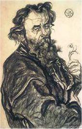 Alexei NOVAKOVSKY. Self-portrait. 1934