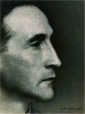 Marcel Duchamp, Solarized Portrait. 1930