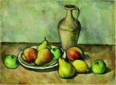 Pears, Peaches, and Pitcher. 1928