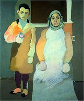 The Artist and His Mother. 1926-1936