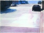 Robert BECHTLE. Six Cars on 20th Street. 2007