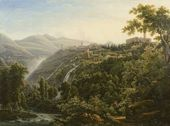 A View in Italy. 1805