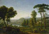 Italian Landscape. 1806