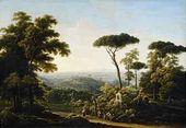 Italian Landscape. 1819