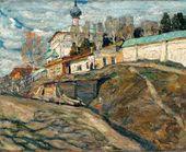 The Monastery. 1910
