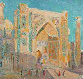 Samarkand. 1921