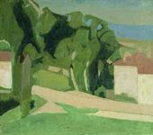 Paesaggio (Landscape). 1935