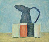 Natura Morta (Still Life). 1961