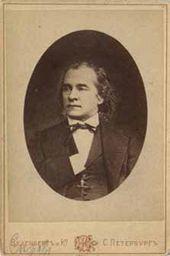 Alexander Serov. Photograph. Literary Museum