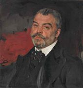 Portrait of Pavel Kharitonenko. 1901