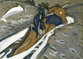 Valentin SEROV. The Rape of Europa. 1910.
