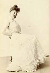Lyubov Gritsenko. 1899