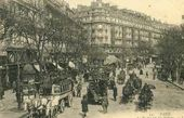 Paris. Postcard. 1910s