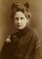 Olga Serova. Moscow. 1890