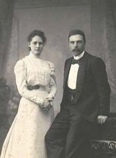 Valentin and Yelena Balin. 1898