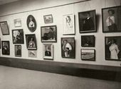 Posthumous exhibition of Valentin Serov in Moscow. 1914