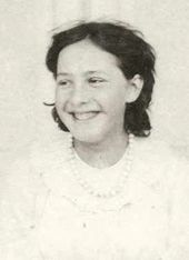 Vera Mamontova. Photograph. 1880s