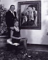 Baron Hans Heinrich and Baroness Carmen Thyssen-Bornemisza