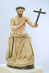 Juan Martínez Montañes. St. Dominic the Penitent. 1606