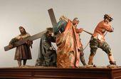 Gregorio Fernández. Procession of Camino del Calvario. c. 1610. © Museo Nacional de Escultura