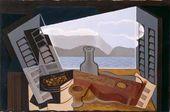 Juan Gris. The Open Window. 1921.