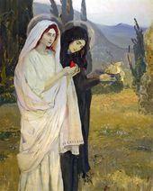 The Myrrh-bearers. 1901