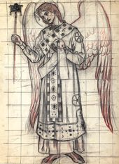 Ангел. Начало 1900-х