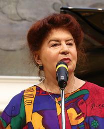 Директор фонда «ГРАНИ» г-жа Н.И. Войскункая