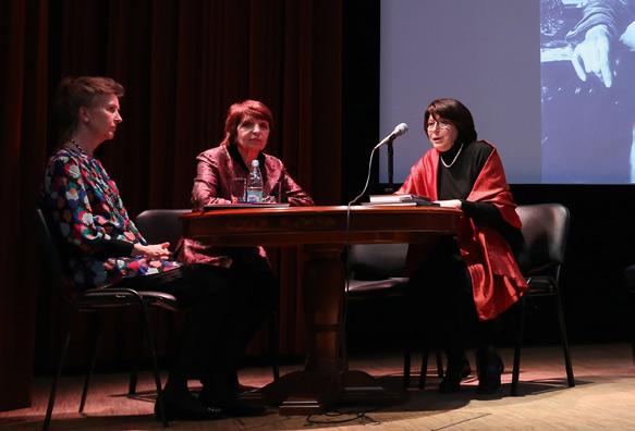 Allegra Markevitch Chapuis, Eleonora Paston and Tatyana Karpova