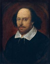 John Taylor (?). William Shakespeare. c. 1600–1610
