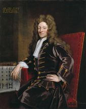 Sir Godfrey Kneller, Bt. Sir Christopher Wren. 1711. © National Portrait Gallery, London