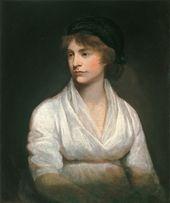Дж. Опи. Портрет М. Уолстонкрафт. Около 1797. © National Portrait Gallery, London