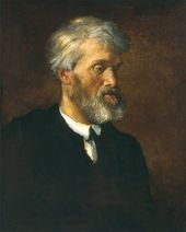 George Frederic Watts Thomas Carlyle. 1868–1869. © National Portrait Gallery, London