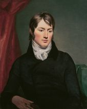 Ramsay Richard Reinagle. John Constable. c  1799. © National Portrait Gallery, London