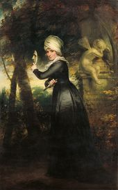 Sir William Beechey. Sarah Siddons. 1793. © National Portrait Gallery, London