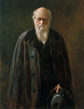 John Collier. Charles Darwin. 1883. © National Portrait Gallery, London